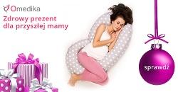 Omedika - poduszki ortopedyczne dla dzieci i kobiet w ciąży